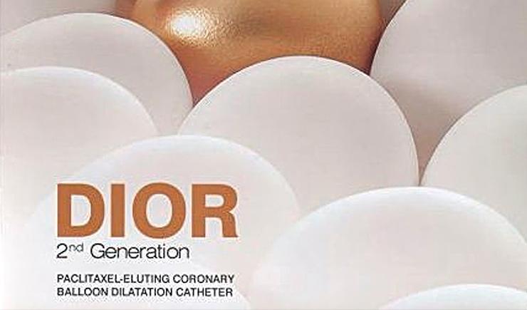 Dior - Paclitaxel beschichteter PTCA Ballon