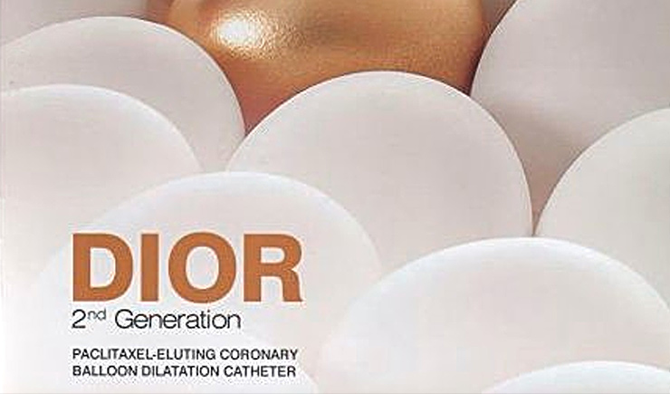 Dior - Paclitaxel Eluting PTCA Balloon